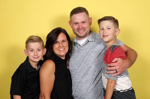 March Family Dentistry Loyalty Plan